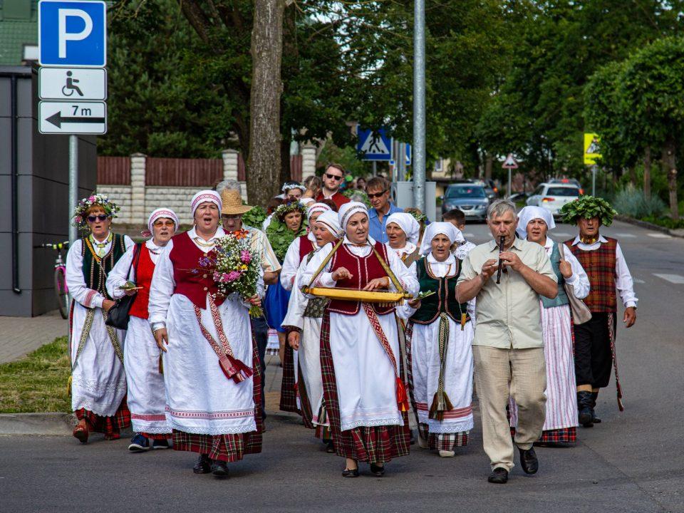 Birželio 24-oji – Rasos šventė
