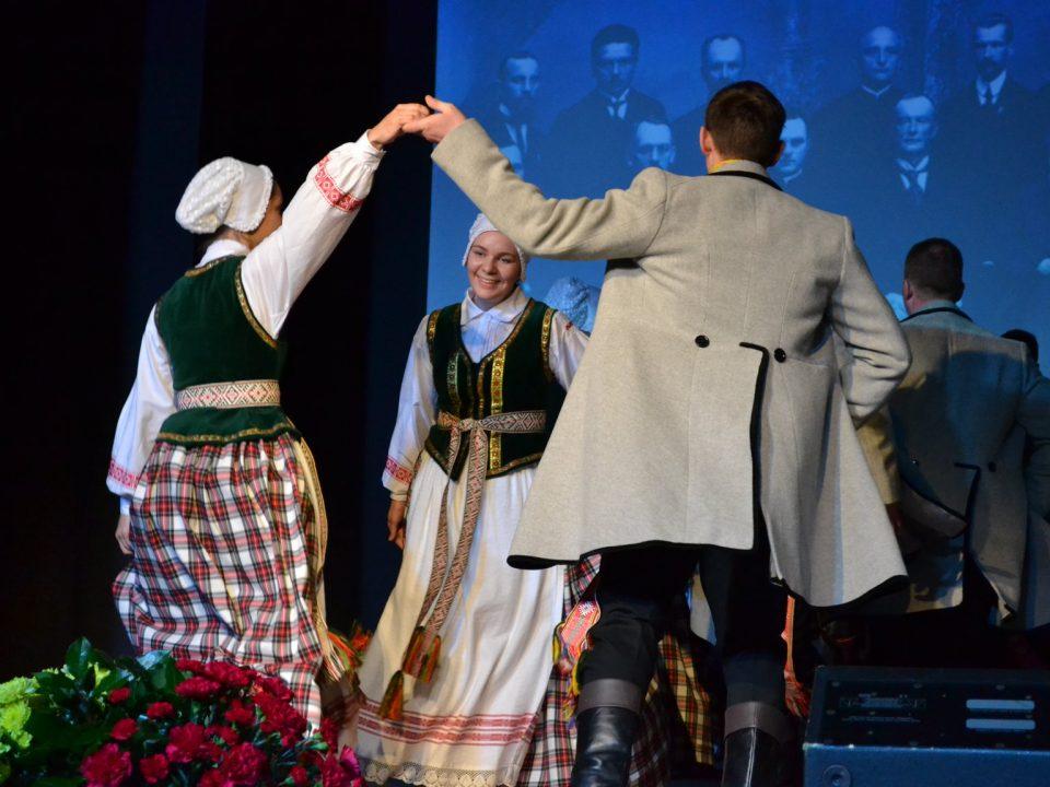 Vasario 16-oji Lietuvos valstybės atkūrimo diena