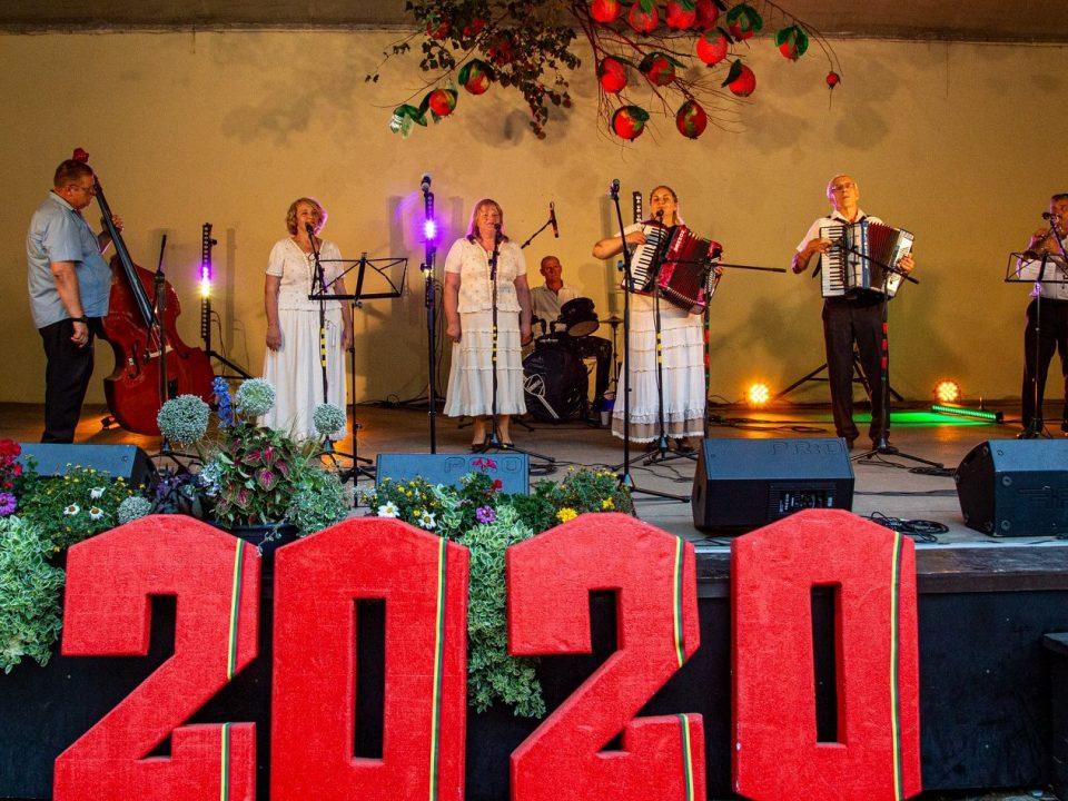 Šeduvos kultūros ir amatų centro liaudiškos muzikos kapela