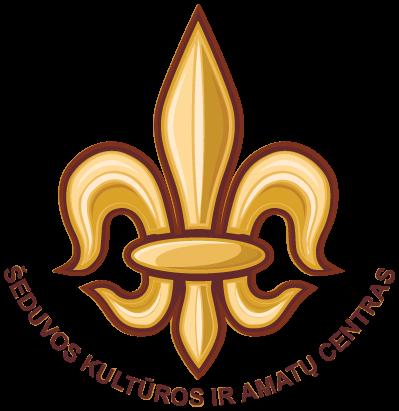 Šeduvos kultūros ir amatų centras logotipas