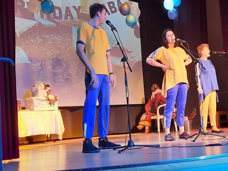 """Šeduvos kultūros ir amatų centro humoro grupė """"Sprandžina"""""""