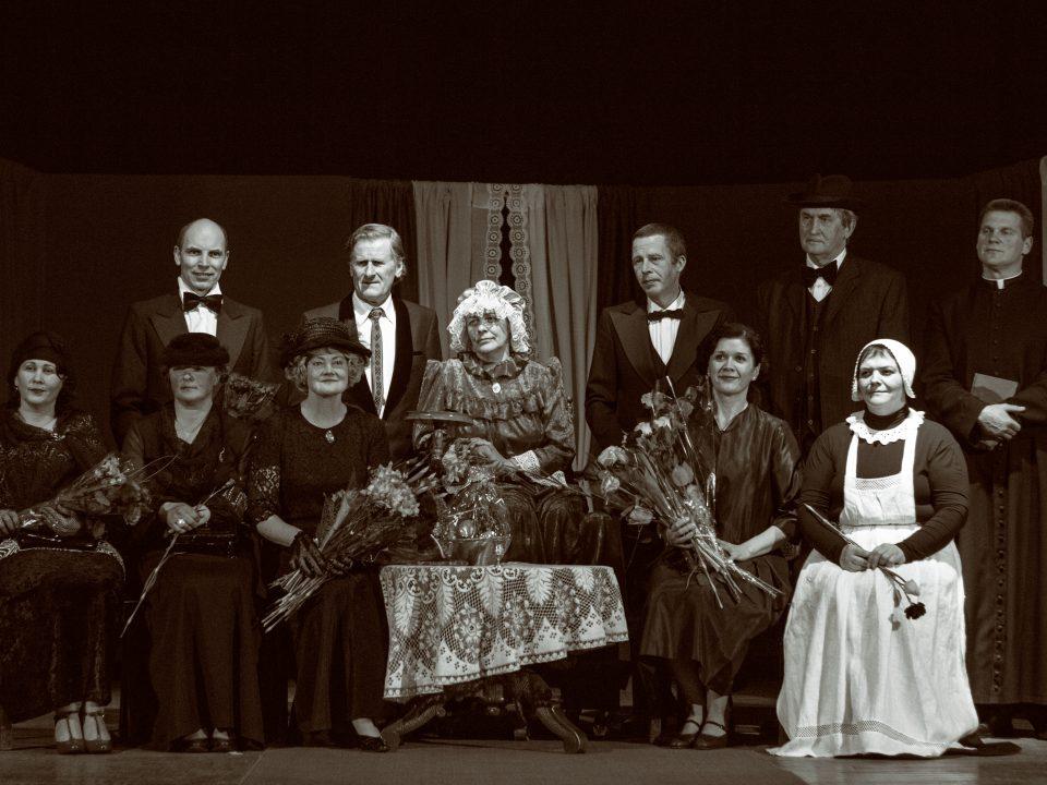 """ŠKAC Alksniupių mėgėjų teatras ,,Pilnatis"""""""