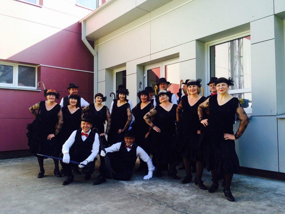 """ŠKAC Alksniupių kultūros namų šokių kolektyvas """"Alksna"""""""