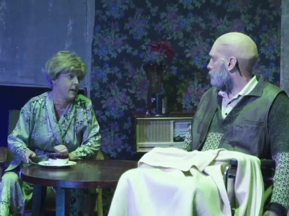 """Mažųjų erdvių profesionalių teatrų festivalį ,,MIZANscena"""" - įgyvendintas."""