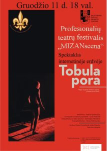 """Šiaulių dramos teatro spektaklis """"TOBULA PORA"""""""
